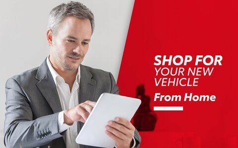 Shop for your vehicle from home